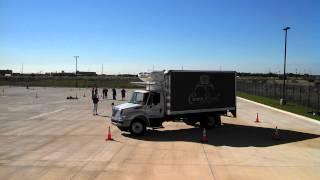Glazer's truck rodeo Finals San Antonio TX 2013
