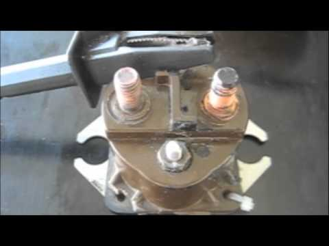 how to diagnose warn winch solenoids 3 00