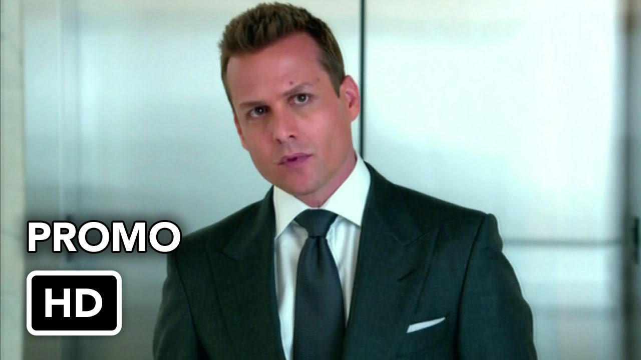 Suits Season 5 Teaser Promo (HD) - YouTube