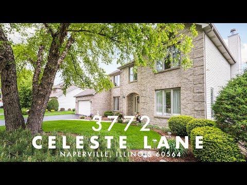 Welcome to 3772 Celeste Ln, Naperville, IL 60564