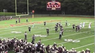 Andrew Franks RPI KIcker Junior/Senior Year Field Goals