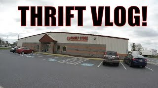 Thrift Store Shopping For Resale Online - Clothes + Cast Iron + Sports Equipment
