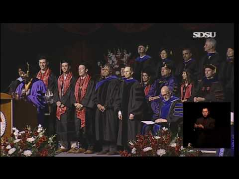 2016 College of Business Administration Commencement