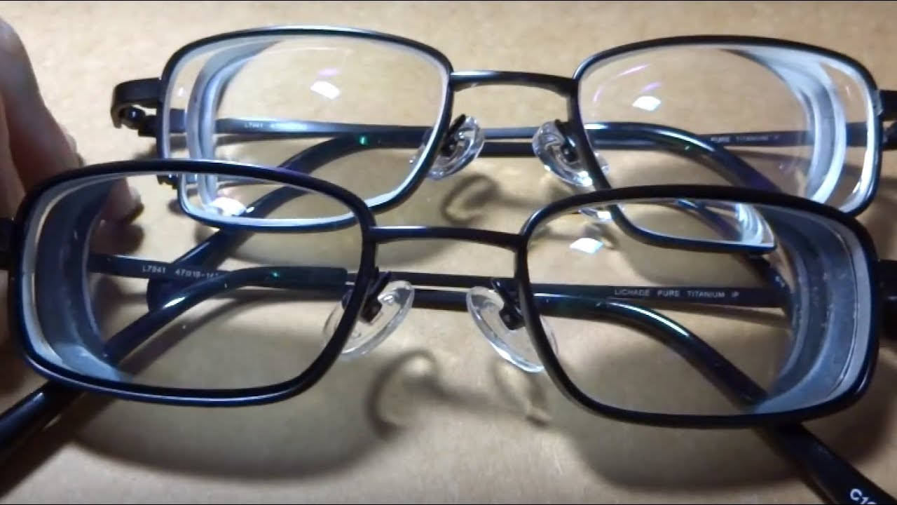 876fd6d4d8 How to make thick glasses lenses look thinner