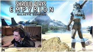 Shroud Plays Empyrion Galactic Survival Multiplayer