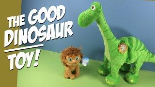 The Good Dinosaur Walkin 39 amp Talkin 39 Arlo Spot Toy Review Disney Pixar