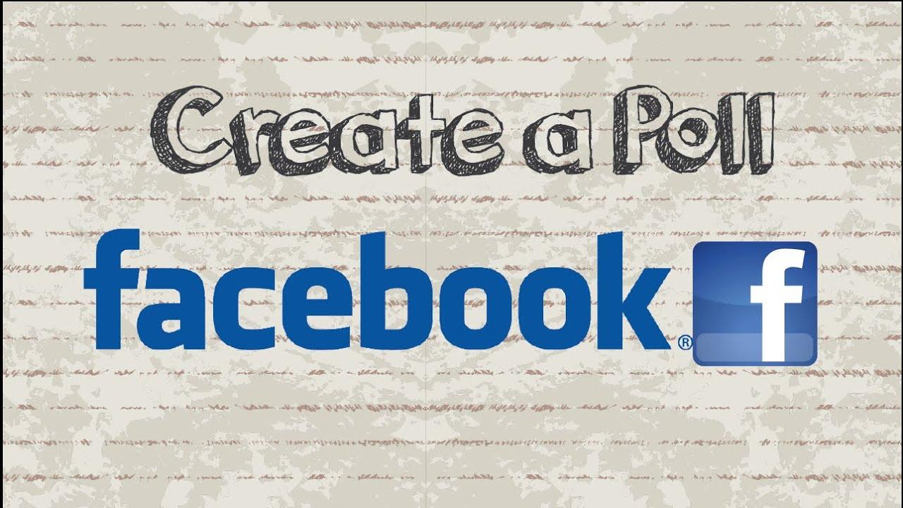 How to Create a Poll on Facebook - InstaFollowers