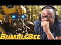 BUMBLEBEE 2018 New Trailer Reaction & Thoughts (Black Nerd)