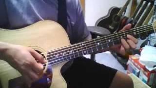 テレビで徳永さんが出ていて素晴らしい歌に感動したのでアレンジしてみました。「ソロ・ギターのしらべ」シリーズっぽいと思います。