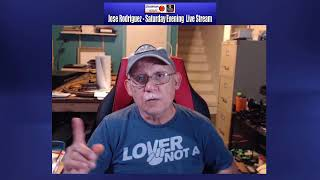 Jose Rodriguez Live Stream Photo Printing Techie 5-25-2019 6PM Easter Time USA