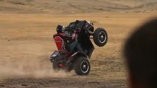 2013 Polaris Scrambler XP 850 ATV Review