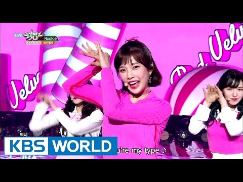 Red Velvet - Rookie [Music Bank HOT Stage / 2017.02.24] Mp3