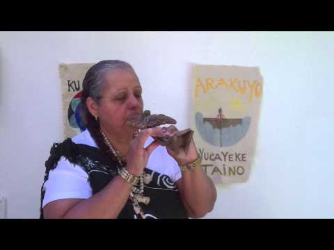 Taino Song for Atabey Mother Earth/ Madre Tierra Atabey