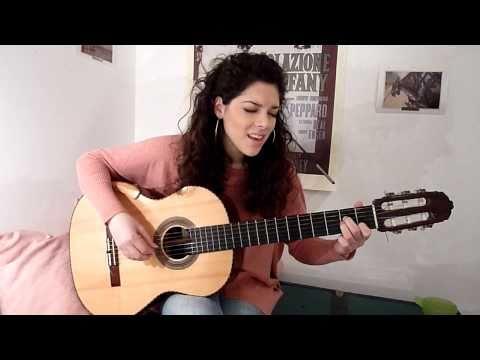 Bruno Mars - Grenade - Acoustic cover - Irene Conti