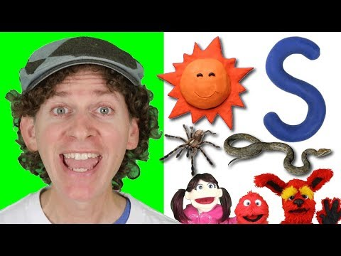 letter-s-|-today's-letter-song-with-matt-and-friends-|-preschool,-kindergarten,-learn-english