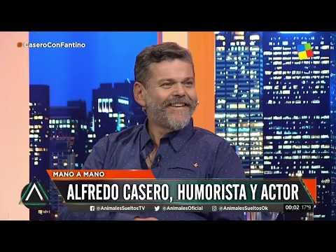 Alfredo Casero mano a mano con Fantino (22/3/19)