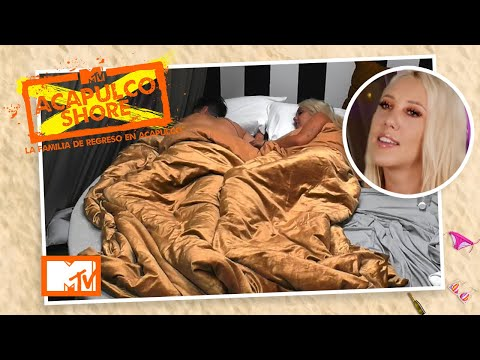 Chile e Isa COGIER*N en la primera noche | MTV Acapulco Shore T8
