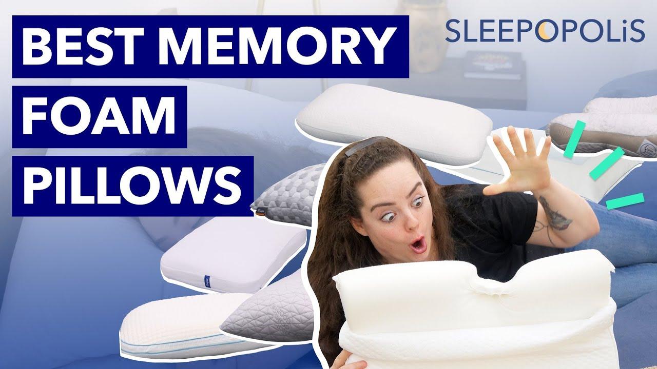 best memory foam pillow 2020 our top 7 picks