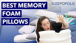 Best Memory Foam Pillow 2020 - Our Top 7 Picks!