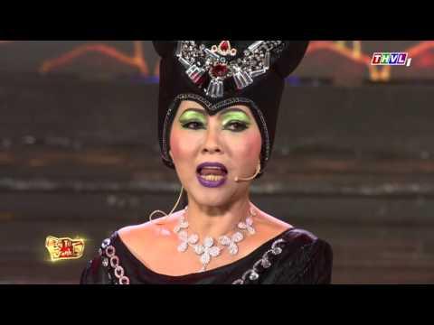 Hải Triều, Phương Dung, Thụy Mười   Điệp Vụ Mẹ Kế 1_1   Tài tử tranh tài tập 6