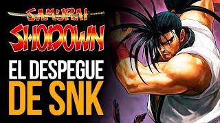 SAMURAI SHODOWN: El DESPEGUE de SNK | MERISTATION