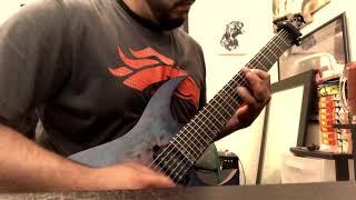 Alluvial Guitar Cover - In Penitence