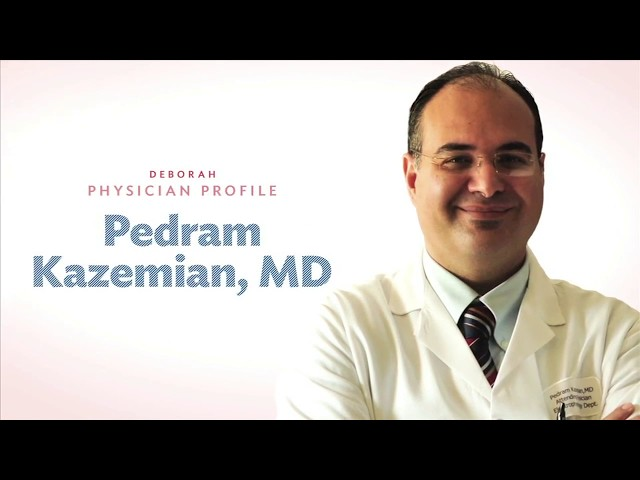Meet Pedram Kazemian, MD
