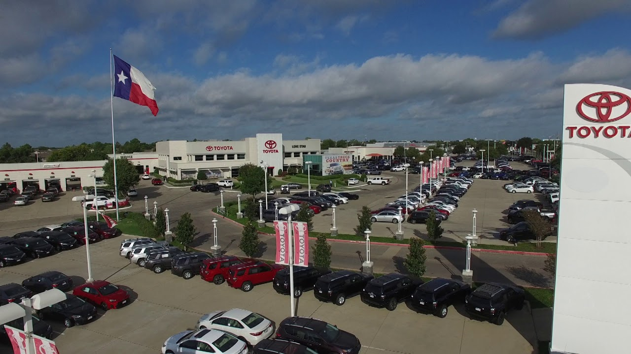 Toyota Dealerships Near Me >> Lone Star Toyota Of Lewisville Toyota Dealer Serving Flower Mound