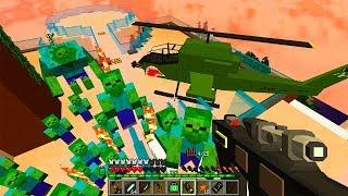 видео: На Нас Напали! День 35 Зомби Апокалипсис в Майнкрафт