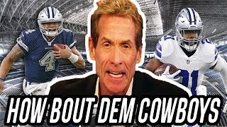 "Skip Bayless ""How Bout Them Cowboys"" Compilation (HILARIOUS)"