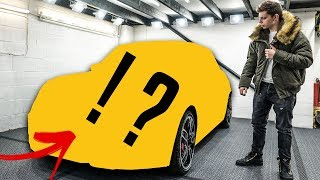 REVEALING/SEEING MY CAR WRAP FOR THE FIRST TIME *emotional*
