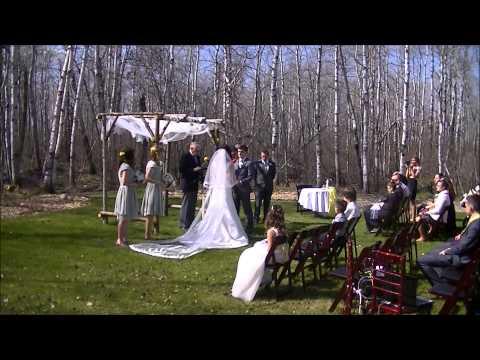Madlen and Steven Romantic Wedding
