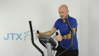 Cross Trainer Cardio Workout