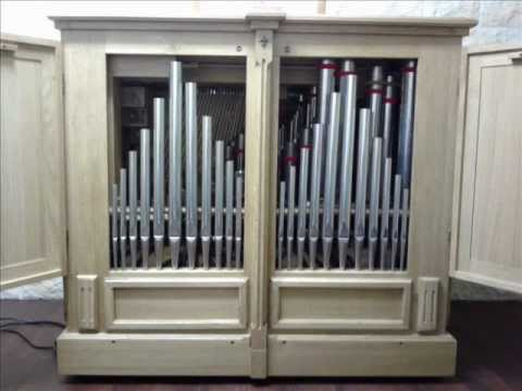 (FOR SALE) Continuo organ 3 stops - Truhenorgel Macor (2013) for sale 24000  euro