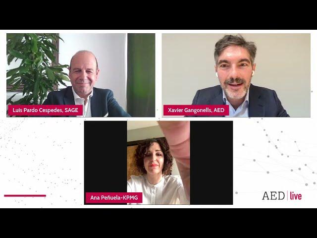 Cómo aprovechar los Fondos Europeos para transformar digitalmente a las pymes (AED)