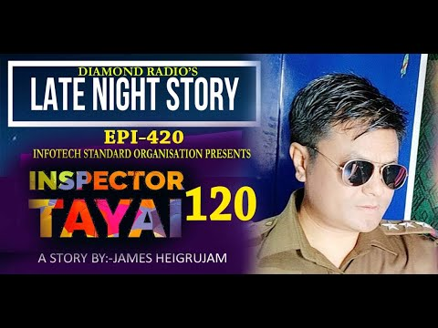 Download INSPECTOR TAYAI 120     9TH  MARCH 2021    DIAMOND RADIO LIVE STREAMING
