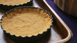 "Secret Ingredient For ""graham Cracker"" Crust!"