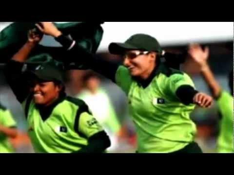 Pakistani girls take over cricket!