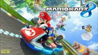 3DS Neo Bowser City - Mario Kart 8 OST