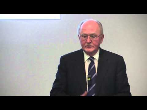 UCL Centre for Ethics and Law Annual Lecture 2015 | Professor John G. Ruggie