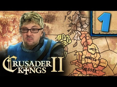 Crusader Kings II - Dissappointment Daughter #1