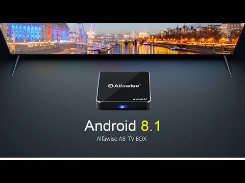 Alfawise A8 TV Box Review What's wrong with this box - YouTube