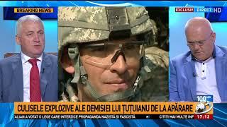 Culisele demisiei lui Adrian Țuțuianu