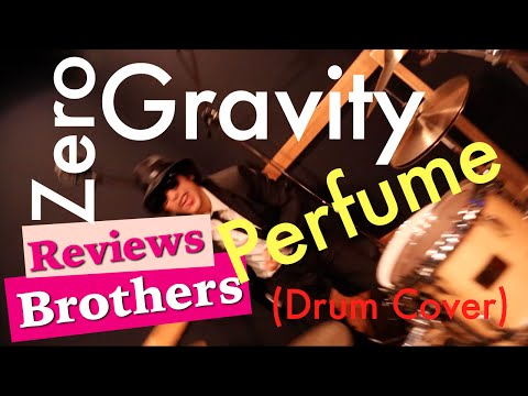 Zero Gravity - Perfume(Drum Cover)