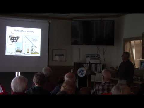 HRMM Lecture: Lighting the Lighthouse - 2018-04-11