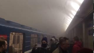 САНКТ ПЕТЕРБУРГ ТЕРАКТ , ВЗРЫВ В МЕТРО