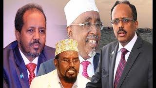 WARARKA SOMALIA: Farmaajo oo Digniin u diray A/Madoobe, Shariif oo Balantii uga baxay DF & Xasan oo…