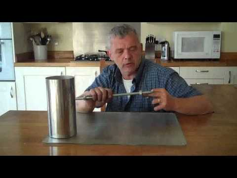 How To Make a Ball Mill 2 - A High Energy Ball Mill