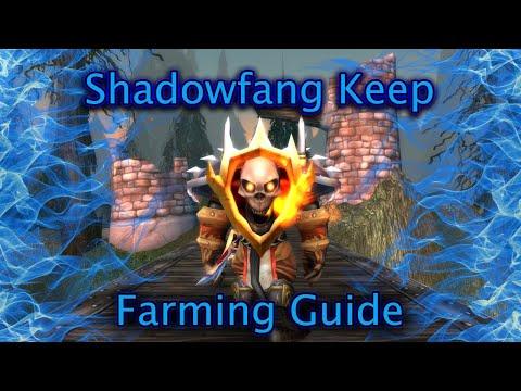 Shadowfang Keep Farming