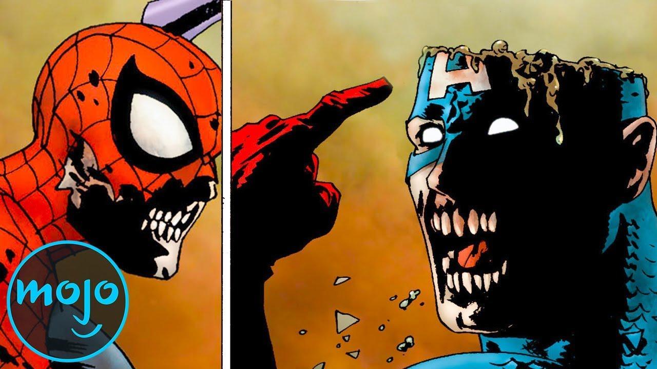 Top 10 Darkest Marvel Alternate Timelines